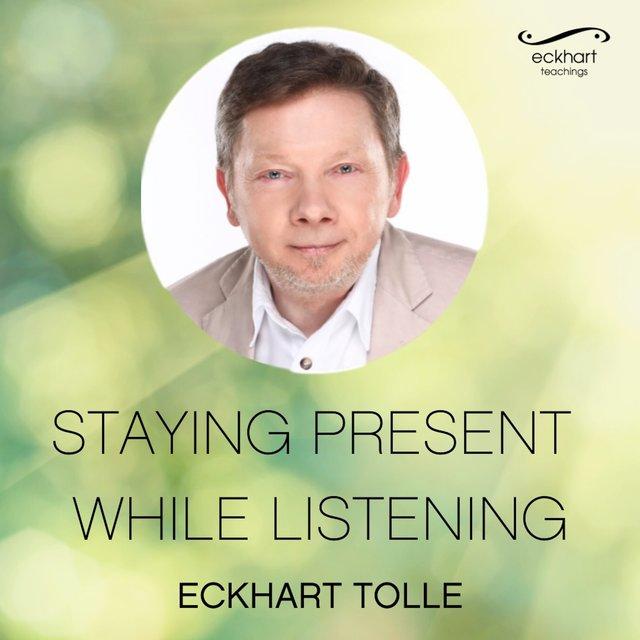 Landmark forum tolle eckhart ★☼Eckhart Tolle