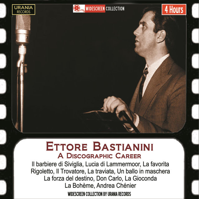 Ettore Bastianini: A Discographic Career (Recorded 1955-1962)