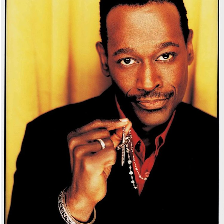 Luther Vandross On Tidal