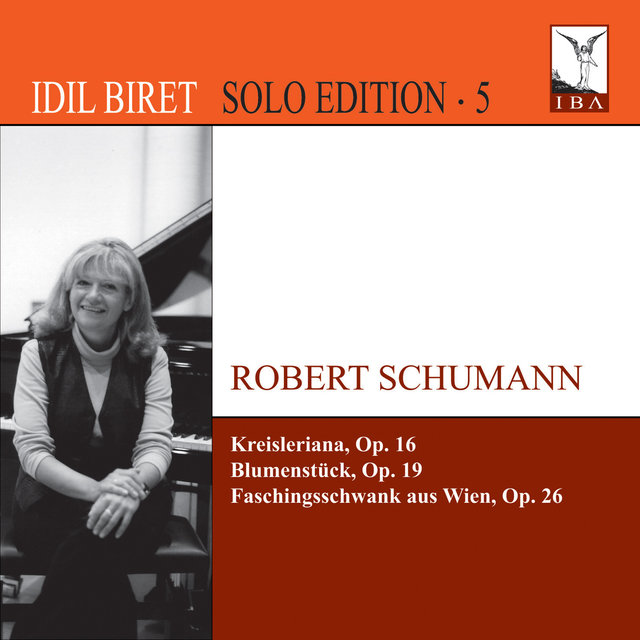 Idil Biret Solo Edition, Vol. 5