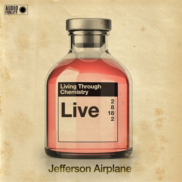 Living Through Chemistry - Jefferson Airplane - Live