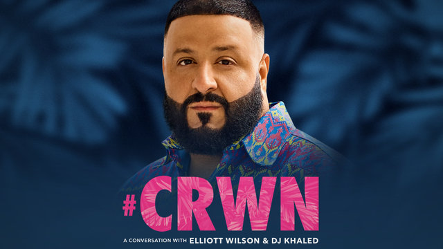 Cover art for album  by CRWN, DJ Khaled