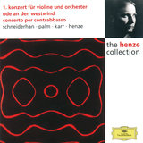 Concerto for Double Bass (1966) - Henze: Concerto For Double Bass (1966) - 1. Moderato cantabile
