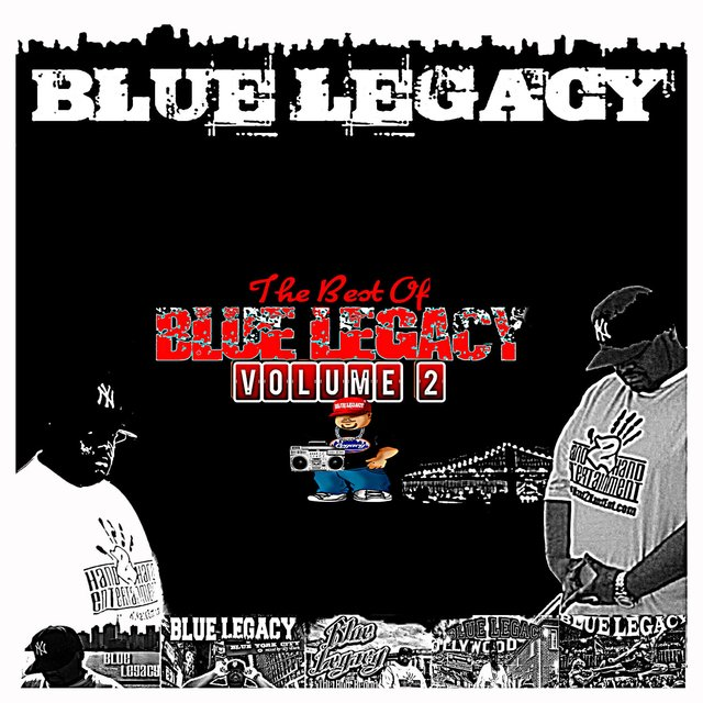THE BEST OF BLUE LEGACY VOLUME 2