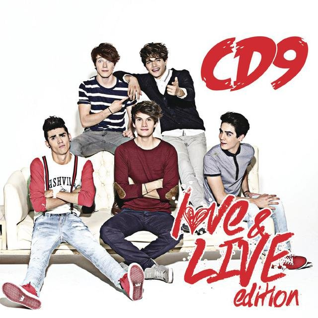 CD9 (Love & Live Edition [Reempaque])
