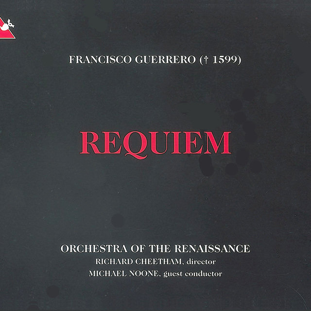 Guerrero, F.: Requiem Mass