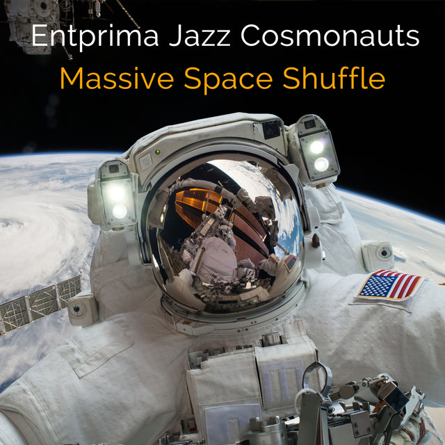 Cover art for album Massive Space Shuffle by Entprima Jazz Cosmonauts