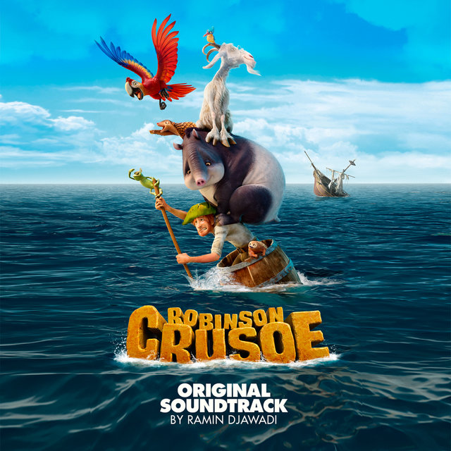 Robinson Crusoe (Original Motion Picture Soundtrack)