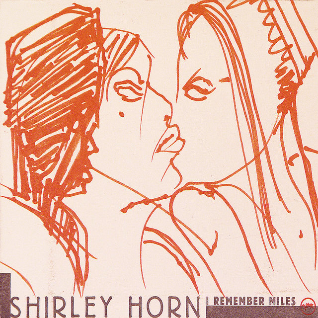 Cover art for album  by Shirley Horn