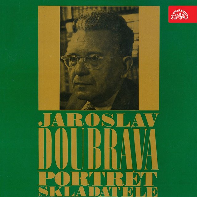 Jaroslav Doubrava Portrait of the Composer