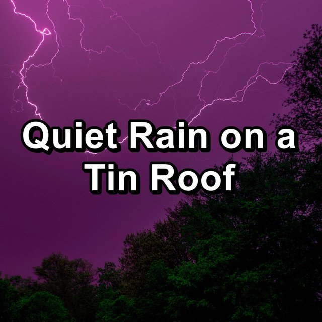 Quiet Rain on a Tin Roof