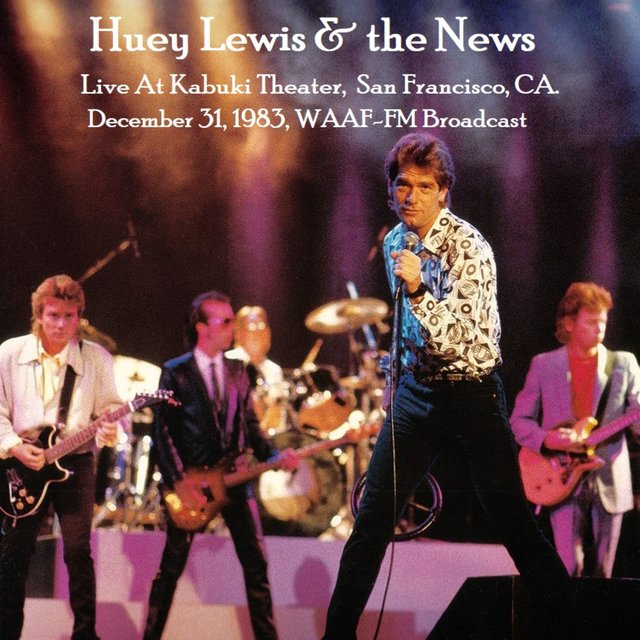 Live At Kabuki Theater, San Francisco, CA. December 31st 1983, WAAF-FM Broadcast