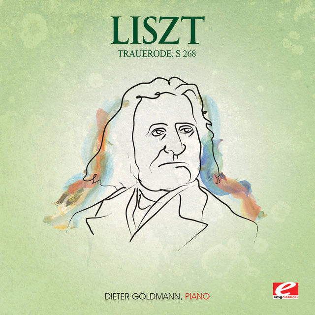 Liszt: Trauerode, oration for organ (Vortagsstücke No. 2), S. 268/2 [Digitally Remastered]