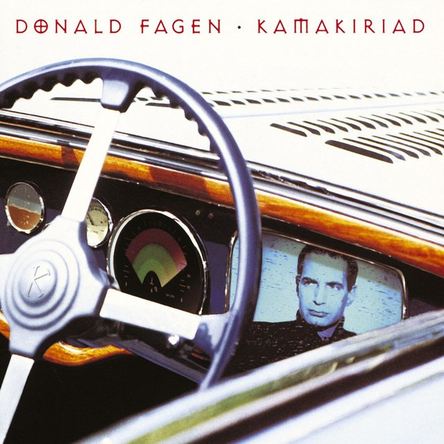Cover art for album  by Donald Fagen
