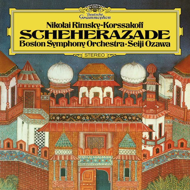 Rimsky-Korsakov: Scheherazade, Op.35 / Bartók: Music For Strings, Percussion And Celesta, Sz. 106