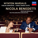 Marsalis: Violin Concerto in D Major - 1. Rhapsody