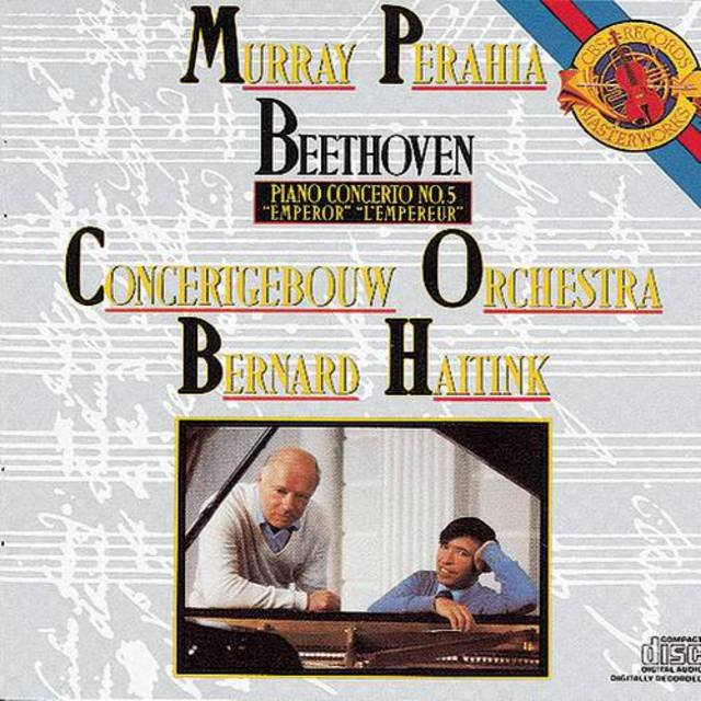 "Beethoven:  Concerto No. 5 for Piano and Orchestra, Op. 73 (""Emperor"")"
