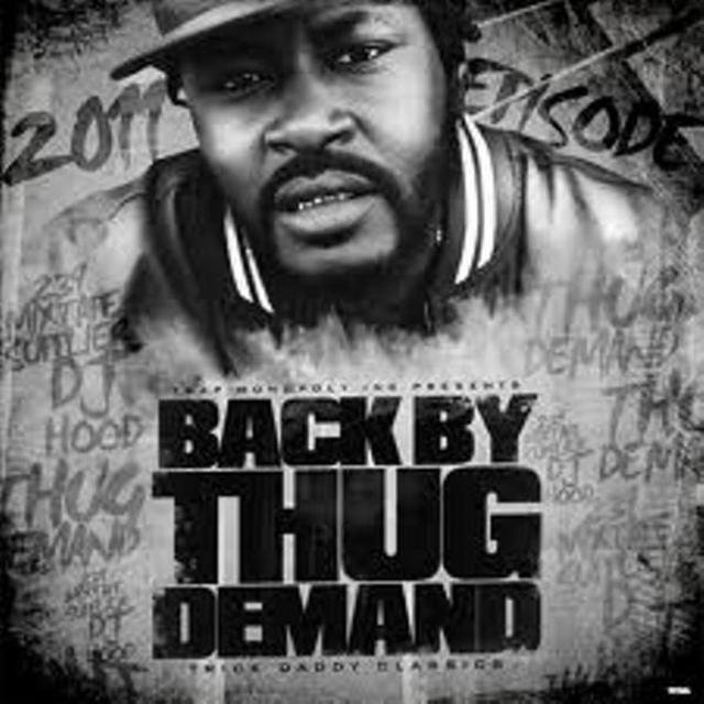Back By Thug Demand The Mixed Tape