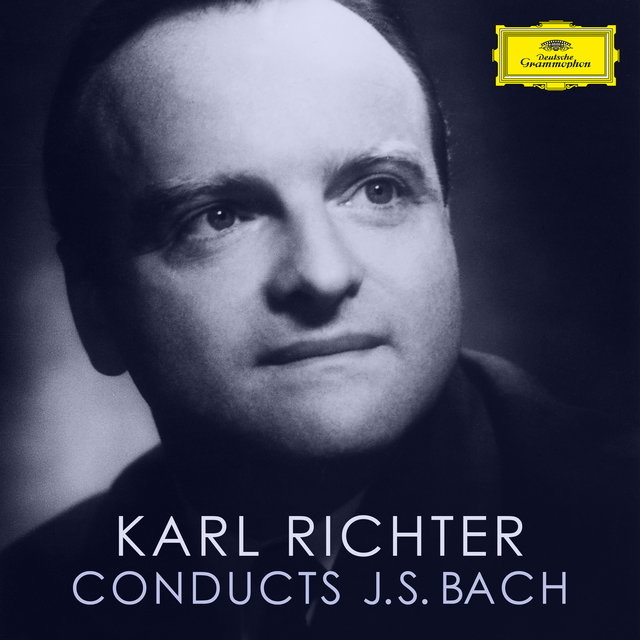 Karl Richter Conducts J.S. Bach