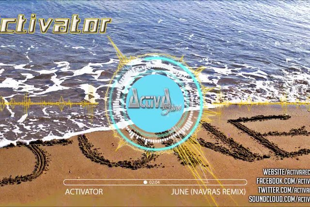 Activator - June (Navras Remix) - Official Preview (Activa Shine)