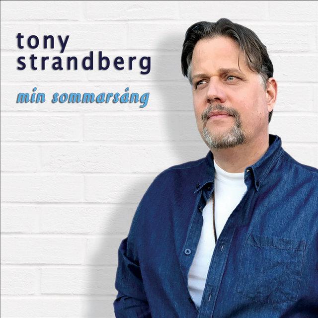 Cover art for album Min sommarsång by Tony Strandberg