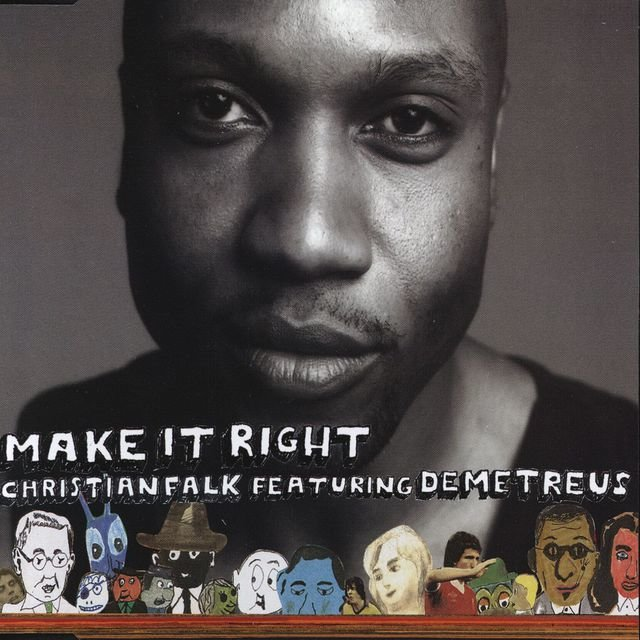 Make It Right (feat. Demetreus)