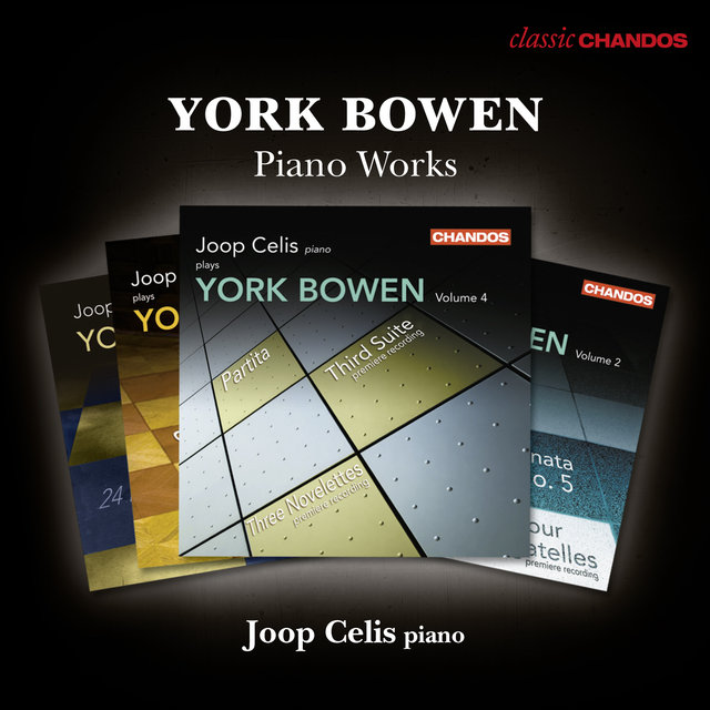 Joop Celis plays York Bowen