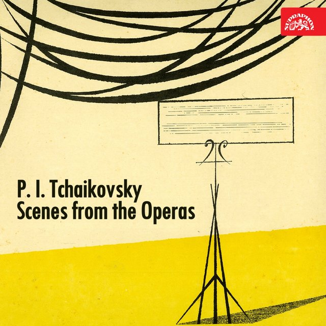 Tchaikovsky: Scenes From The Operas