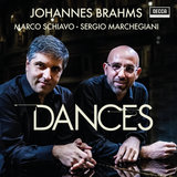Brahms: 21 Hungarian Dances, WoO 1 - for Piano Duet - No. 1 in G minor (Allegro molto)