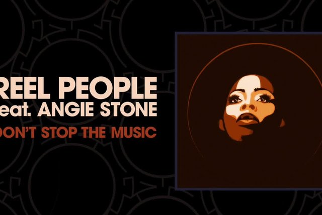 Reel People Ft. Angie Stone - Don't Stop The Music (Art Of Tones Modern Disco Mix)