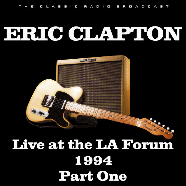 Live at the LA Forum 1994 Part One
