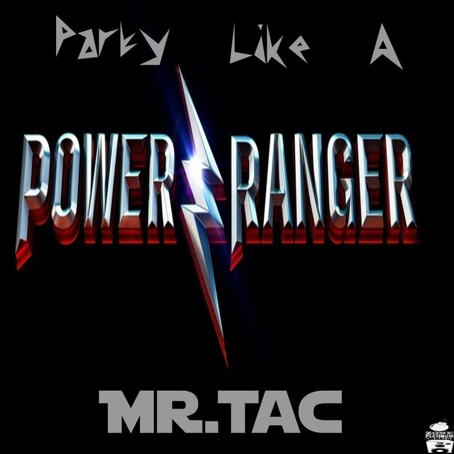 Party Like a Power Ranger