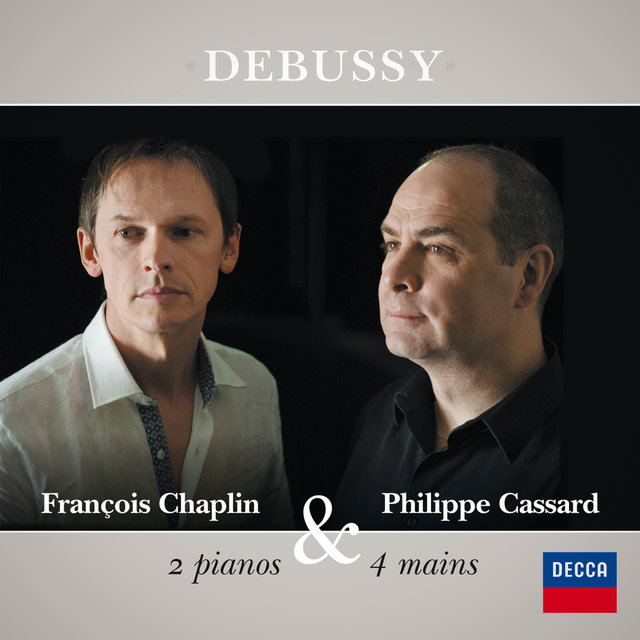 Debussy : 2 pianos & 4 mains