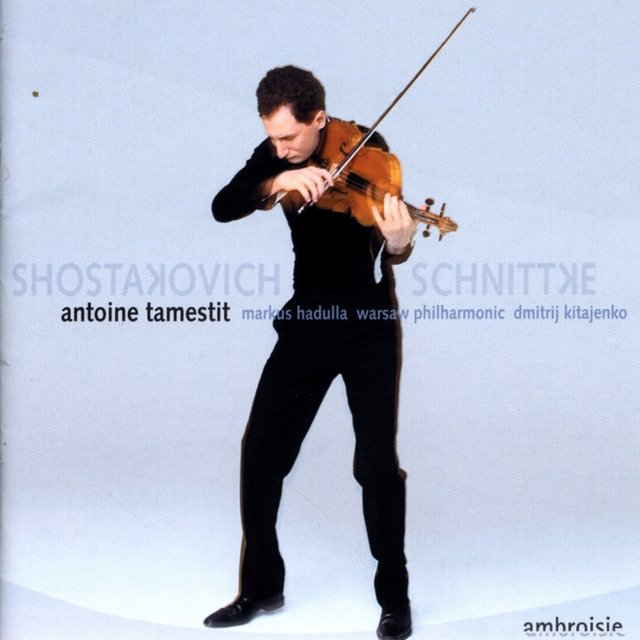 Shostakovich: Sonata for Viola and Piano - Schnittke: Concerto for Viola and Orchestra