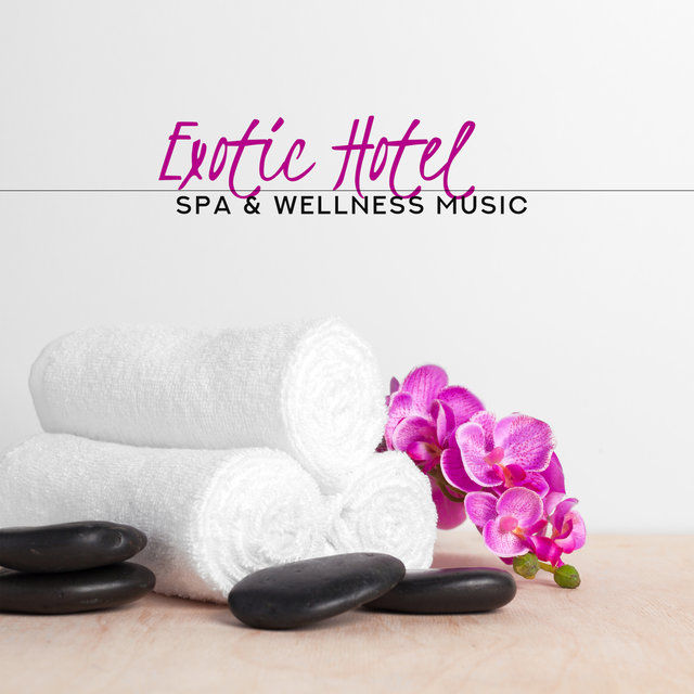 Exotic Hotel Spa & Wellness Music: Compilation of 2019 New Age Music for Tropical Spa, Wellness Treatments, Massage Therapy, Sauna, Body Relaxation & Healing, Mind Regeneration