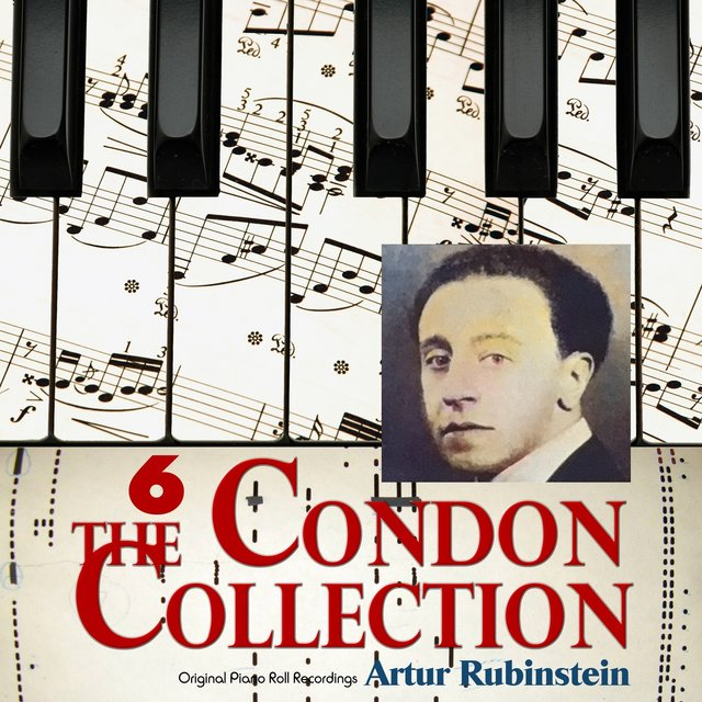 The Condon Collection, Vol. 6: Original Piano Roll Recordings