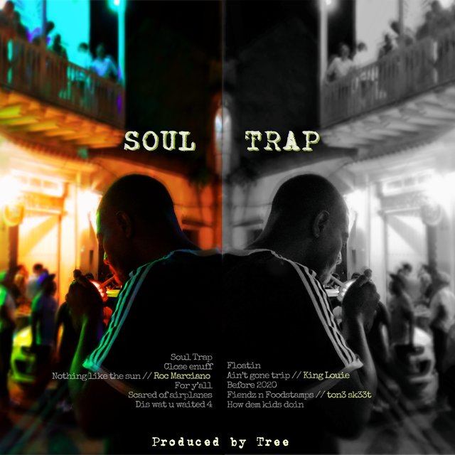 Cover art for album Soul Trap by Tree
