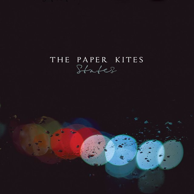 Cover art for album States by The Paper Kites