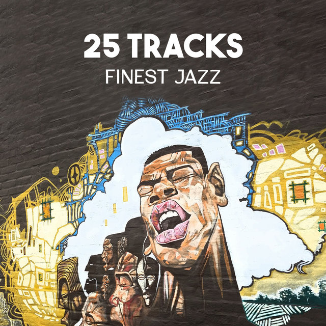 25 Tracks Finest Jazz – Saturday Cocktail Party, Collection for Dance Night with Funky Jazz Music, Energy of Mood