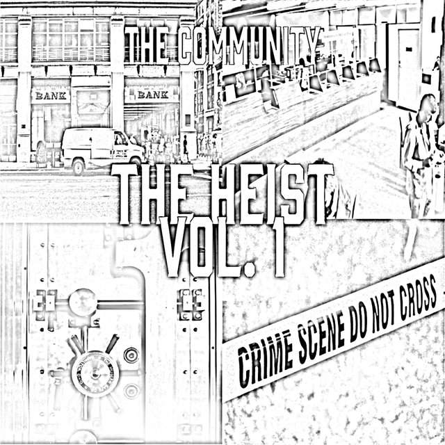 The Heist (feat. S.K.I.P & Professor PatMan)
