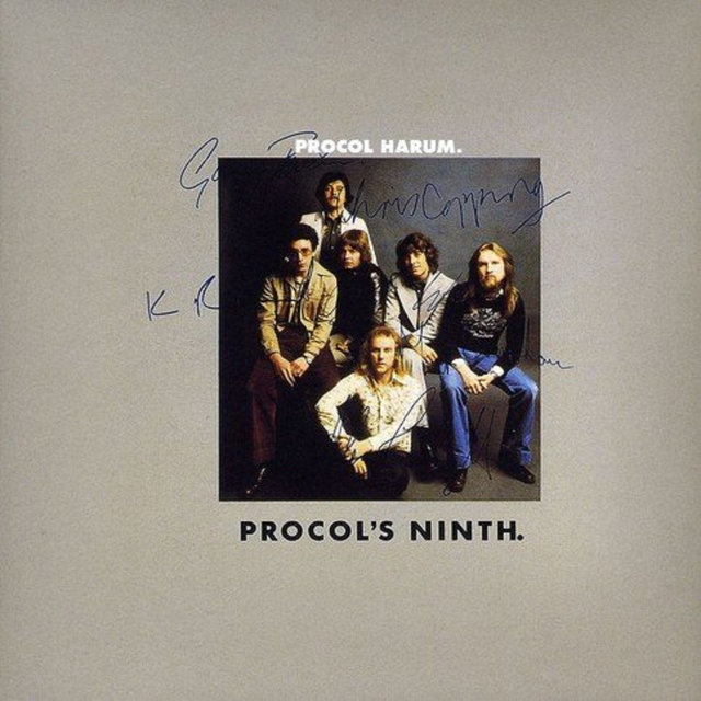 Procol's Ninth Remastered & Expanded