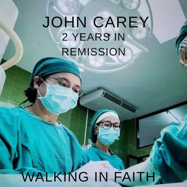 2 Years in Remission: Walking in Faith