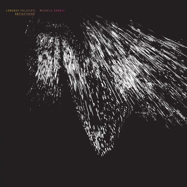 Cover art for album Antikythera by Lorenzo Feliciati, Michele Rabbia