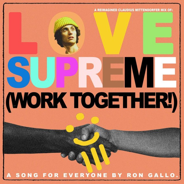 Love Supreme (Work Together!) [A Reimagined Claudius Mittendorfer Mix]