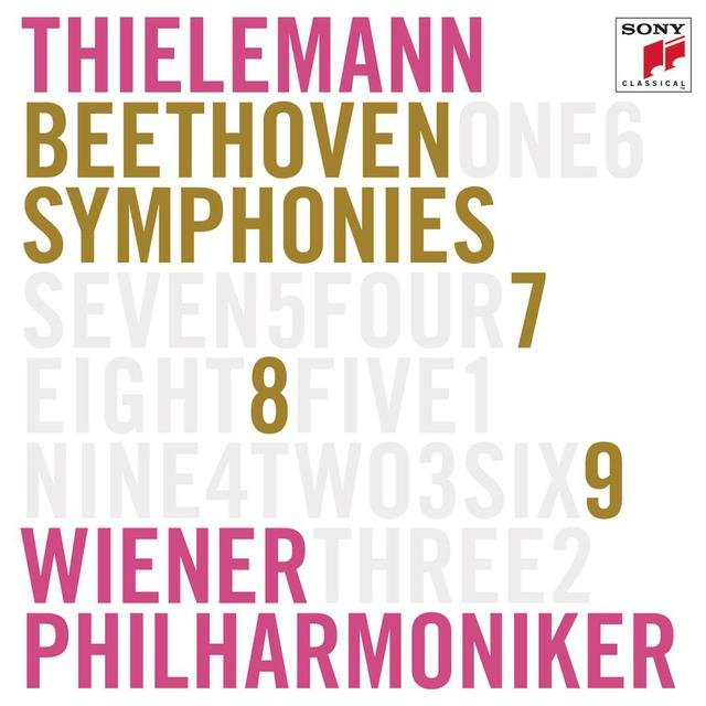 Beethoven: Symphonies Nos. 7, 8 & 9