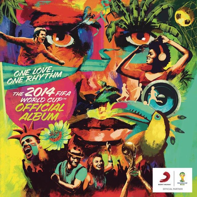 Dar um Jeito (We Will Find a Way) [The Official 2014 FIFA World Cup Anthem]