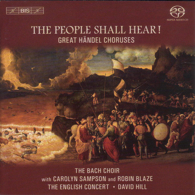 Handel, G.F.: Great Choruses (The People Shall Hear!)