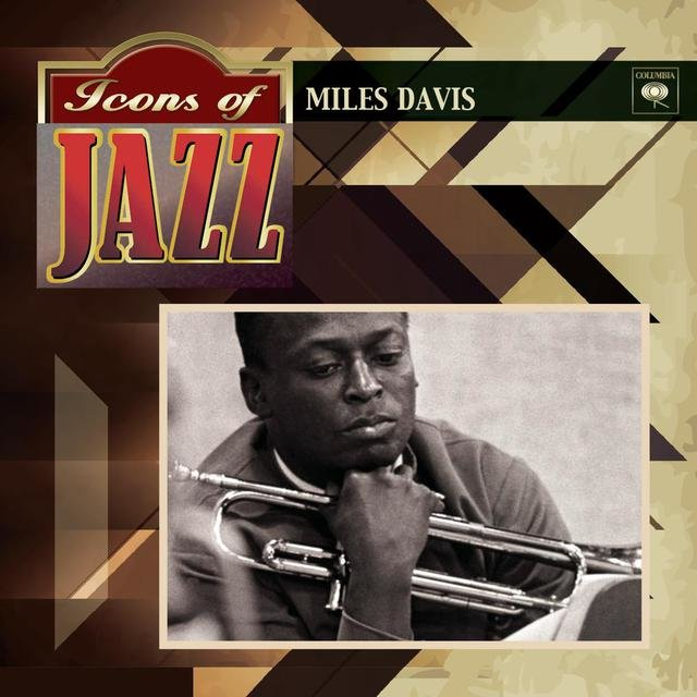 Icons Of Jazz - Miles Davis