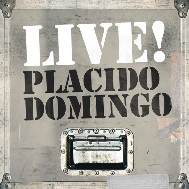 Live! Placido Domingo