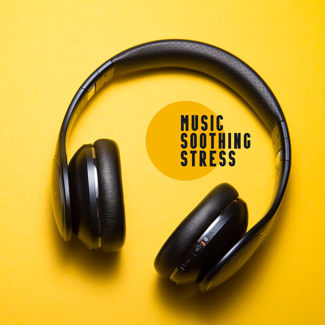 Music Soothing Stress: Calm Down, Chill Out and Rest with the Relaxing Sounds of the Piano, Guitar and Nature